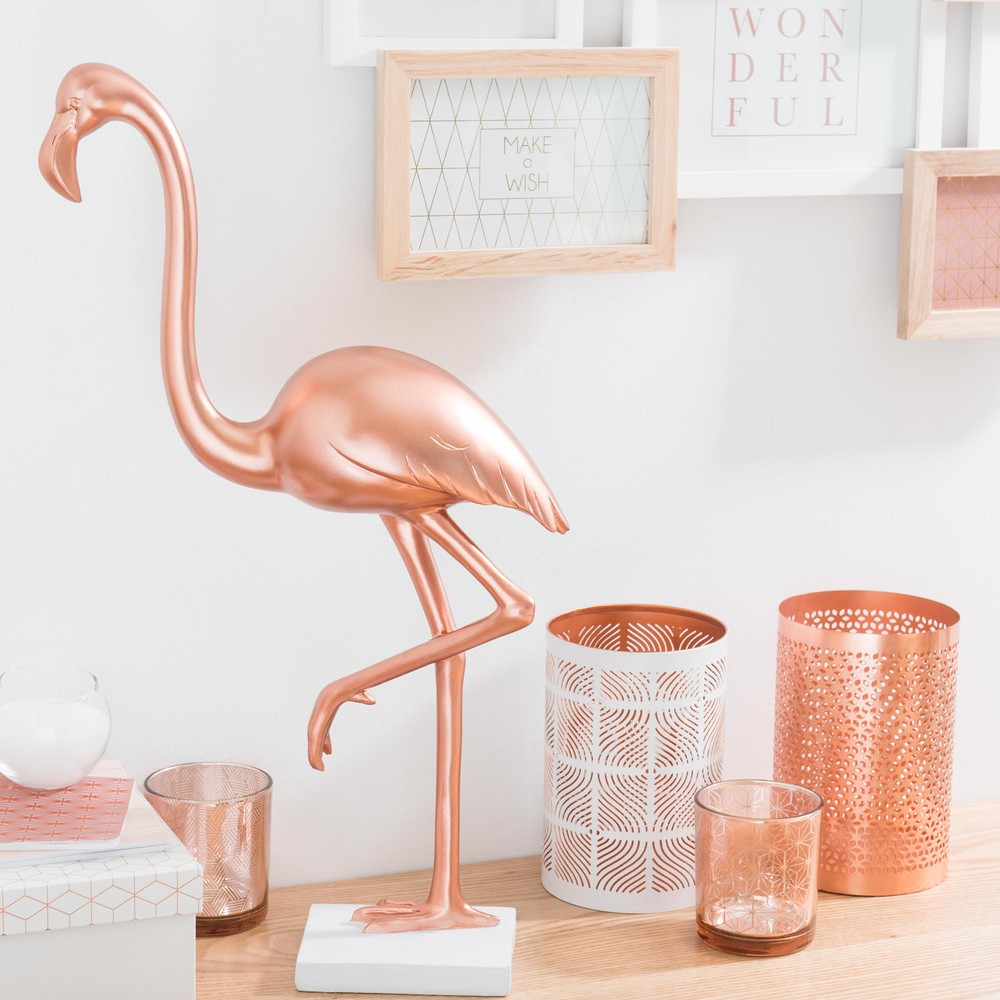 15 1 Cool Rose Gold Home Decor Accessories Loftspiration