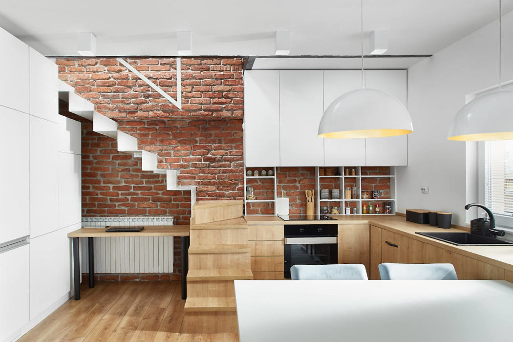 How to design your small loft apartment | Loftspiration