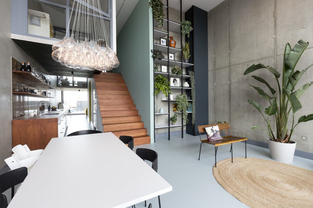 Adorable small loft apartment from Amsterdam | Loftspiration
