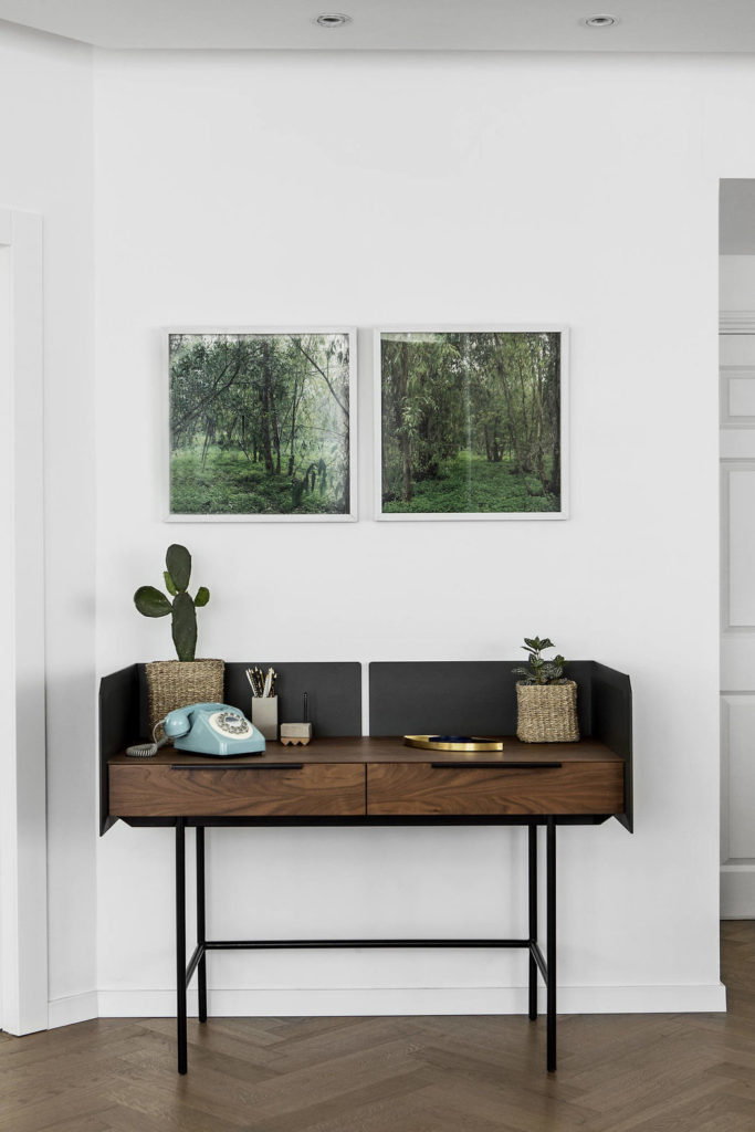 minimal style sea view home
