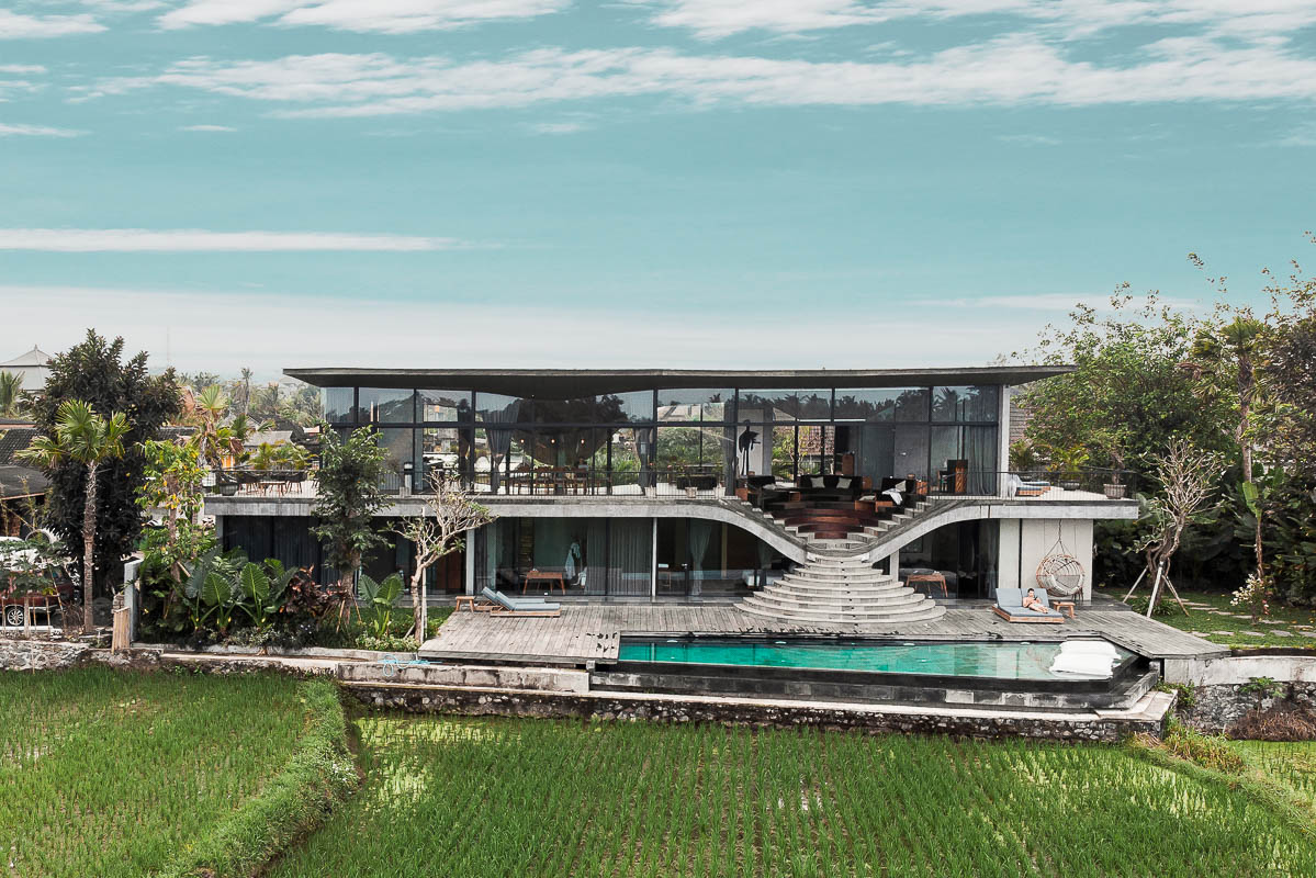 A Dream Loft From Bali The Flow House Loftspiration