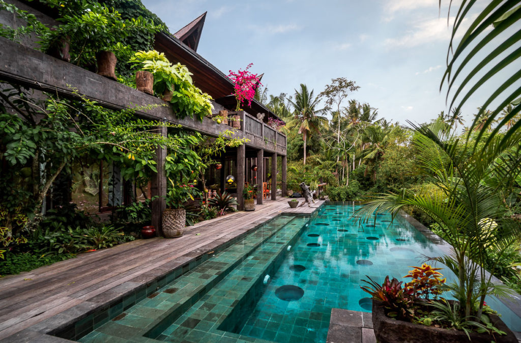 Bali House Interior Living Rooms